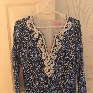 Lilly Pulitzer Dresses - Lilly Pulitzer Embellished Dress Size XS